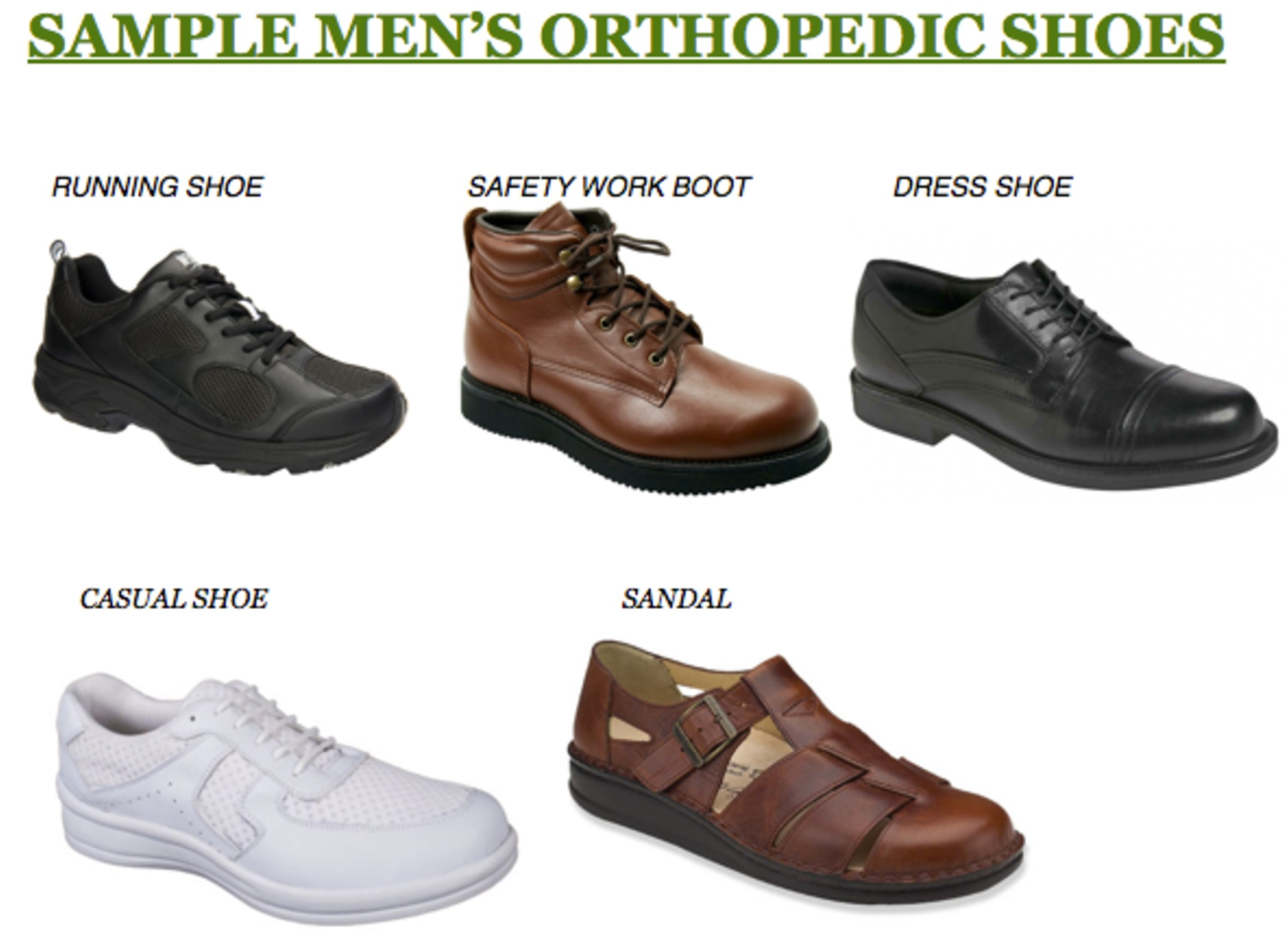 orthopedic shoes brton foot clinic