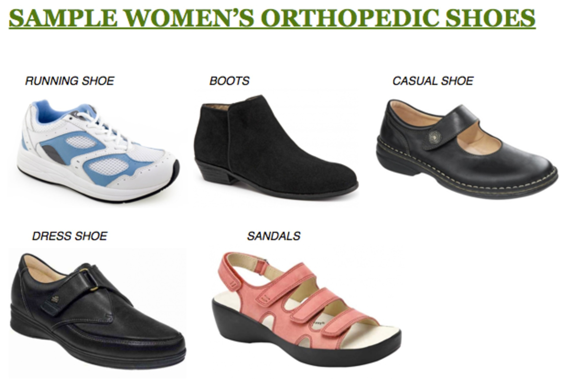 Orthopedic Fashion Shoes Uk